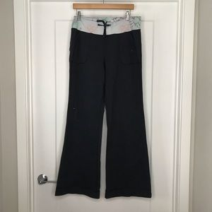 Lululemon Yoga Pants Flare Yoga Black